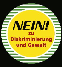 Wir sagen: Nein! Zu Diskriminierung und Gewalt