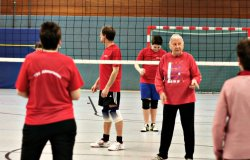 2017-03-17 Volleyballstunde