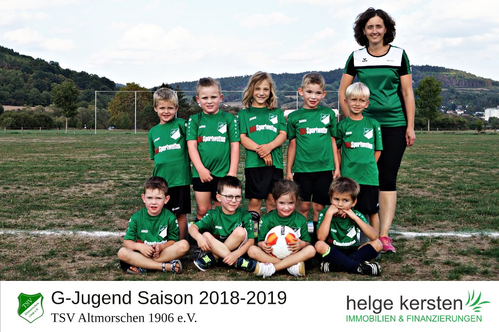 G-Jugend / Bambini 2018/2019