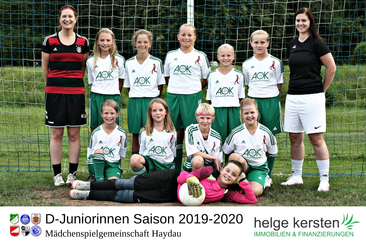 D-Juniorinnen
