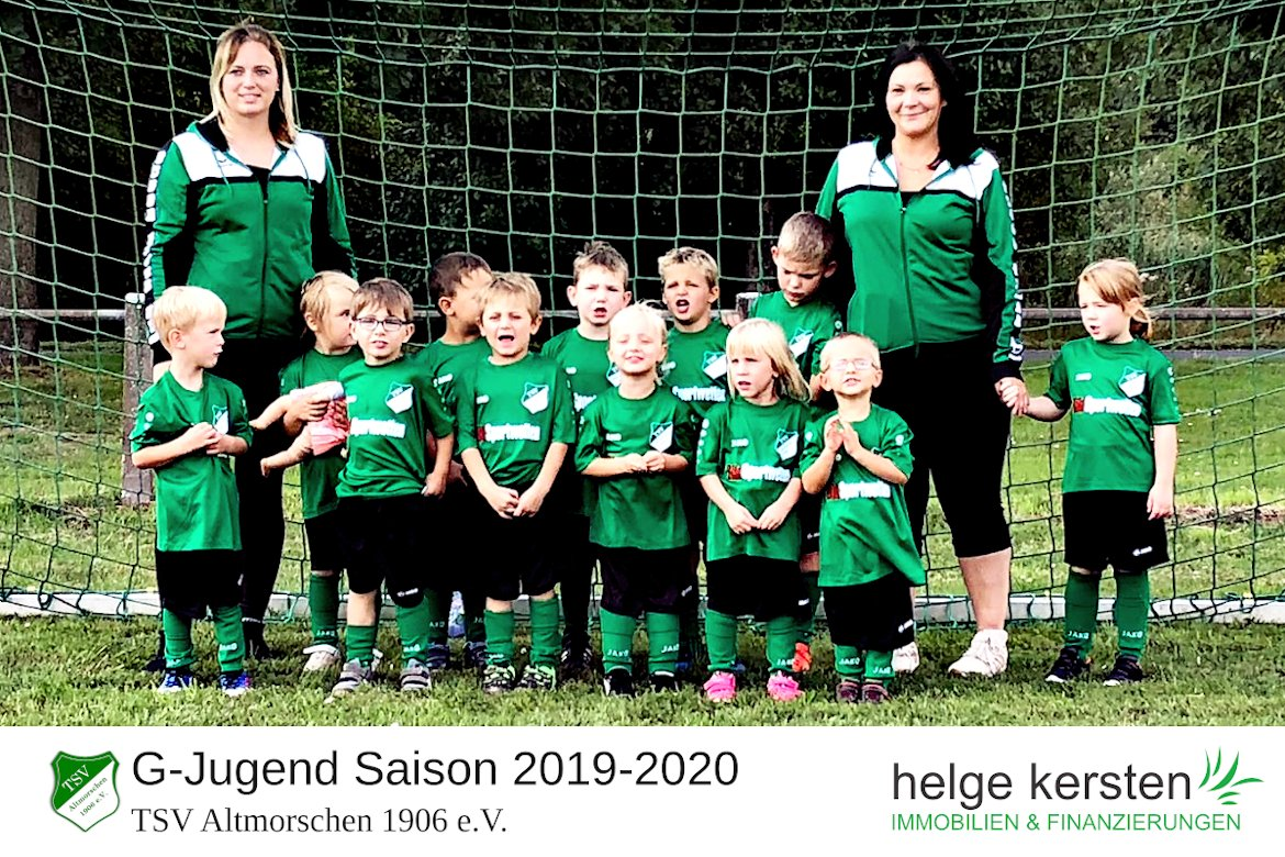 G-Jugend / Bambini 2019/2020